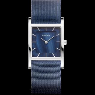 Bering Uhren in Zwickau: Damenuhr blau 10426-307-S