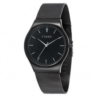 Fjord Uhren in Zwickau: Armbanduhr Milanaiseband schwarz 927001818