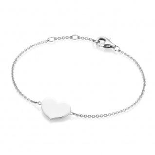 "Armband Silber "" Herz"" 92000693190"