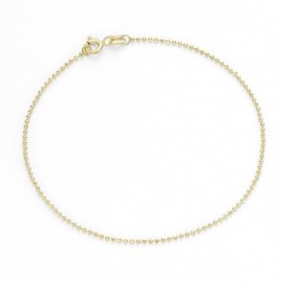 Eigenmarke Juwelier Streit, Zwickau: Armband Gold Kugel 92007940190