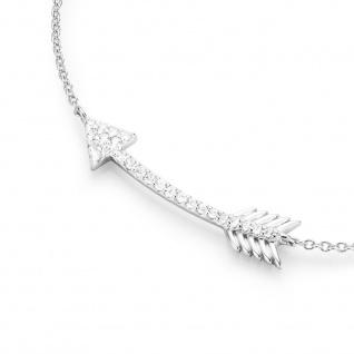 Silber-Collier ''Pfeil'' 99011193450