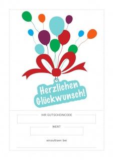 """Gutschein in Zwickau: Geschenkgutschein """" Geburtstag"""" #supportyourlocalstore"""