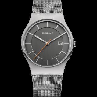 Bering Uhren in Zwickau: Herrenuhr Edelstahl 11938-007