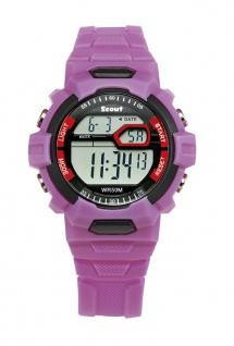 "Scout 280.308.002 Kinderuhr "" The Digi Pink"""
