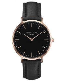 Rosefield Uhren in Zwickau: The Bowery Black Black Rosègold BBBR-B11