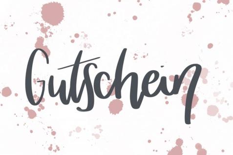 """Gutschein in Zwickau: Geschenkgutschein """" Neutral"""" #supportyourlocalstore"""