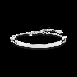 Thomas Sabo Armband Love Bridge LBA0100-001-12-L19v