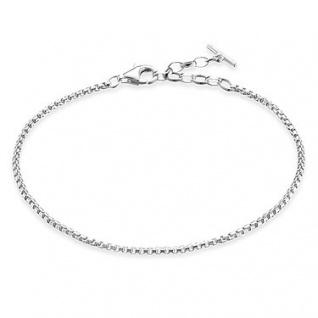 Thomas Sabo A1561-001-12-L19, 5v Armband Silber blank