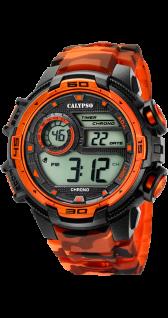 Calypso Uhren in Zwickau: Herrenuhr digital K5723/5