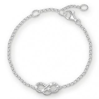Thomas Sabo in Zwickau X0204-001-12 Charm- Armband Silber