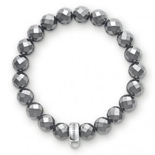Thomas Sabo Armband Hämatit X0187-064-11-L