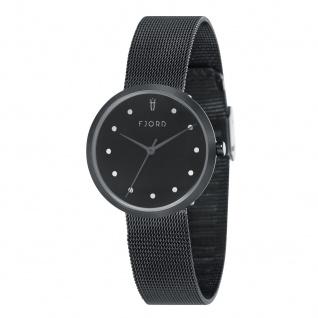 Fjord Uhren in Zwickau: Damenuhr Milanaiseband grau 927000513
