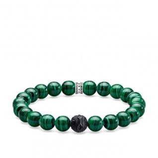 Thomas Sabo Armband Malachit A1778-530-6-L17