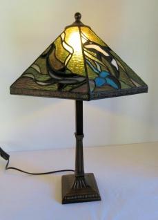 WOHNAMBIENTE Art.-Nr.: 80110 Schirm d= 36 cm, Leuchtenhöhe 51 cm, Fassung 1 x E14.