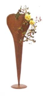 WOHNAMBIENTE Vasen Art.-Nr.: 18228-2 Maße: Breite 38 cm, Höhe 111 cm.
