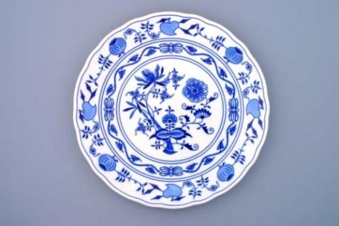 WOHNAMBIENTE Porzellan, Geschirr Art.-Nr.: CB 045, Teller, Pizzateller Maße: d= 31 cm, h= 2, 5 cm.