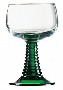 WOHNAMBIENTE Weinglas Römer, 12er-Set
