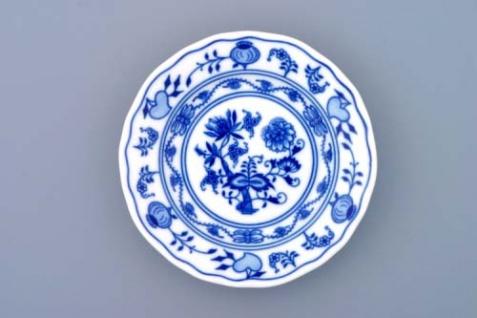 WOHNAMBIENTE Porzellan, Geschirr Art.-Nr.: CB 007, Teller, Dessert, klein Maße: d= 16 cm, h= 2, 5 cm.
