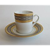 WOHNAMBIENTE Espressoset Art.-Nr.: 1993 original Bohemia aus dem Werk Dubi,