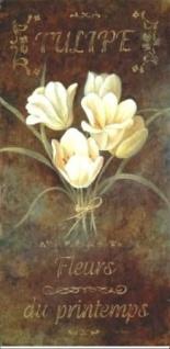 WOHNAMBIENTE Oleographie Art.-Nr.: 42752 Maße: 50 x 99 cm (BxH).