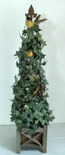 WOHNAMBIENTE Kunstpflanzen Art.-Nr.: P 27 Maße ca.: 16 x 16 cm, 78 cm hoch. - Vorschau 2