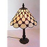 WOHNAMBIENTE LT 602 + P 933 M, Tiffany-Lampe