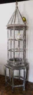 WOHNAMBIENTE Vogelhaus Art.-Nr.: P 334 Maße ca.: Umfang 61 x 61 cm, Gesamthöhe 202 cm. Einzelstück