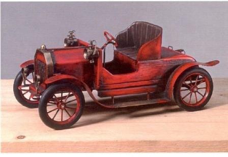 WOHNAMBIENTE Modellauto Art.-Nr.: 20014 Maße: 31, 5 x 14 x 15 (BxHxT)