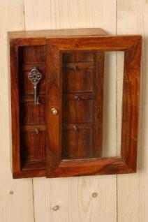 WOHNAMBIENTE Schlüsselkasten Art.-Nr.: 12218 B Maße: 19, 5 x 7, 5 x 30, 5 cm (Breite x Tiefe x Höhe),