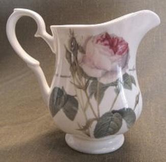 WOHNAMBIENTE Porzellan, Geschirr Art.-Nr.: 911 Maße: Füllvolumen 0, 6 ltr. h= 14 cm.