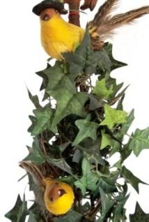 WOHNAMBIENTE Kunstpflanzen Art.-Nr.: P 27 Maße ca.: 16 x 16 cm, 78 cm hoch. - Vorschau 3