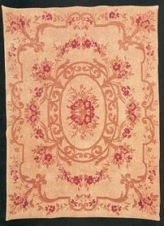 WOHNAMBIENTE Wandteppich Art.-Nr.: 7767 Wand- und Bodenteppich, gewebt. Maße: ca. 256 x 180 cm, Gewicht 1, 25 kg/qm 100% Baumwolle.