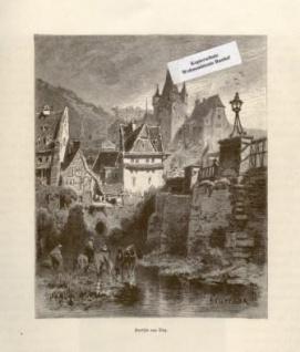 WOHNAMBIENTE Art.-Nr.: ST 78 Holzstich von R. Püttner um 1875, Signatur unten rechts, vermutlich aus: Illustr. Zeitung von 1958 Bildgröße 13 x 15, 8 cm.