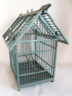 Wohnambiente Vogelkäfig Art.-nr.: K 231 Maße: 40 X 36 X 26, 5 Cm (bxhxt). - Vorschau 3