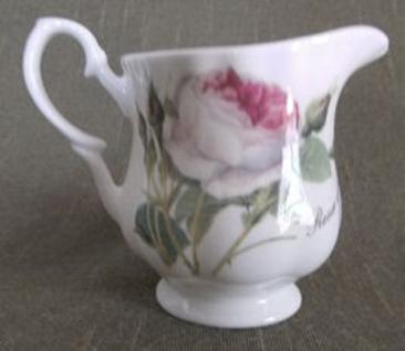 WOHNAMBIENTE Porzellan, Geschirr Art.-Nr.: 913 Maße: h= 8, 5 cm.