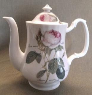 WOHNAMBIENTE Porzellan, Geschirr Art.-Nr.: 910 Maße: Füllvolumen 1, 3 ltr. h= 22 cm.