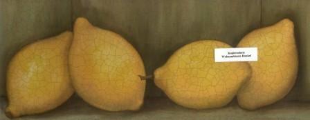 WOHNAMBIENTE Oleographie Art.-Nr.: 2562 Maße: 32 x 13 x 2 cm (BxHxT) sogenanntes Küchenbild, diese Bilder werden ungerahmt aufgehängt.