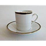 WOHNAMBIENTE Espressogedeck Art.-Nr.: 1997 original Bohemia aus dem Werk Dubi,