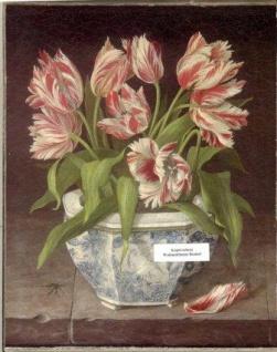 WOHNAMBIENTE Oleographie Art.-Nr.: 2741 Maße: 25, 5 x 20, 5 cm (BxH).