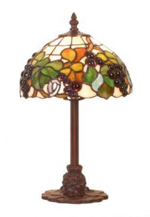 WOHNAMBIENTE DT 40 + P 4921 Tiffany-Lampe