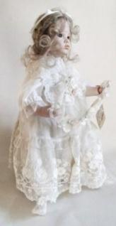 WOHNAMBIENTE Puppe Art.-Nr.: M 10 Maße max.: 20 x 34 x 20 cm (BxHxT).