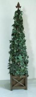 WOHNAMBIENTE Kunstpflanzen Art.-Nr.: P 28 Maße ca.: 20 x 20 cm, 102 cm hoch. - Vorschau 2