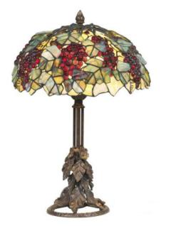 WOHNAMBIENTE Art.-Nr.: Y 14239 + P 2886-8 Schirm d= 38 cm, Leuchtenhöhe 57 cm, Fassung 2 x E27.