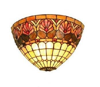 Wandlampe Art.-Nr.: DT 26 Schirmbreite 34 cm, Höhe 21 cm, Fassung 1 x E27.