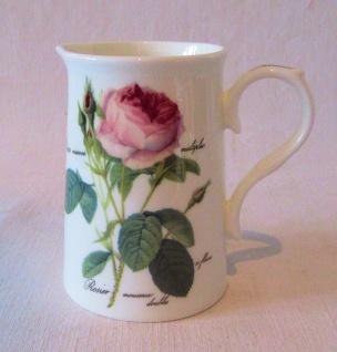 WOHNAMBIENTE Porzellan, Geschirr Art.-Nr.: 912 Milchkrüglein, Redoute Roses, Maße: 0, 25 ltr. H= 10, 5 cm,