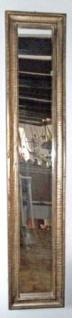 WOHNAMBIENTE Spiegel Art.-Nr.: 4245 Maße: 32 x 163 cm (BxH), Rahmenmaße: 6, 5 x 5 cm (BxT) 6, 5 cm.