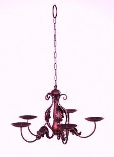 WOHNAMBIENTE Kerzenständer, Kerzenhalter Art.-Nr.: 22683 Maße: ca. d= 58 cm, Höhe des Korpus 39 cm,