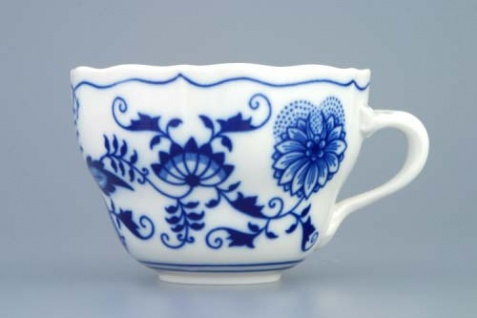 WOHNAMBIENTE Art.-Nr.: CB 012, Tasse, Kaffee Maße: d= 9, 5 cm, h= 6, 5 cm, Volumen 0, 2 ltr.