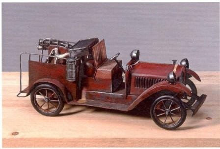 WOHNAMBIENTE Modellbau, Modellauto
