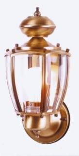 WOHNAMBIENTE Wandlampe, Wandleuchte Art.-Nr.: LAN 10 Maße d max.: 16 cm, Höhe gesamt 31 cm.